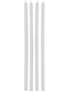 Wilton Candle: Long White/12