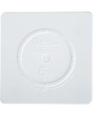 Wilton 6 Square Separator Plate