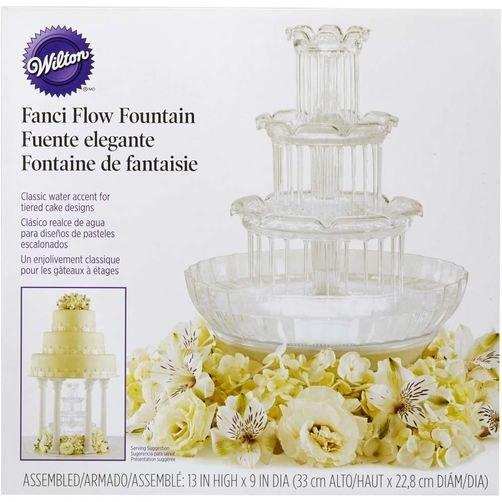 Wilton Fancy Flow Fountain