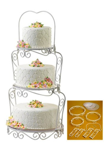 Wilton Graceful Tiers Cake Display