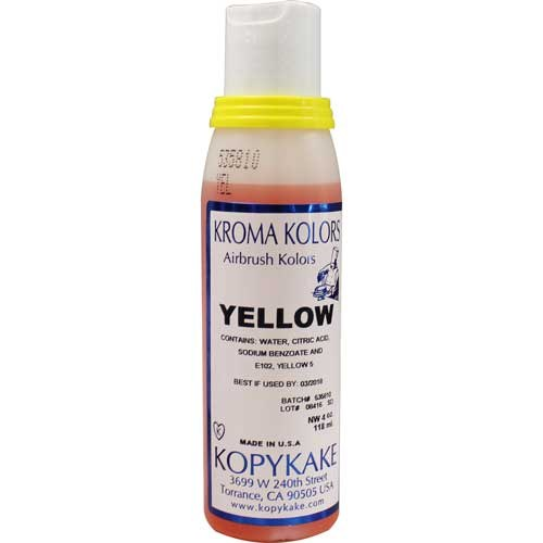 CK Product Airbrush Kroma Kolor: Yellow