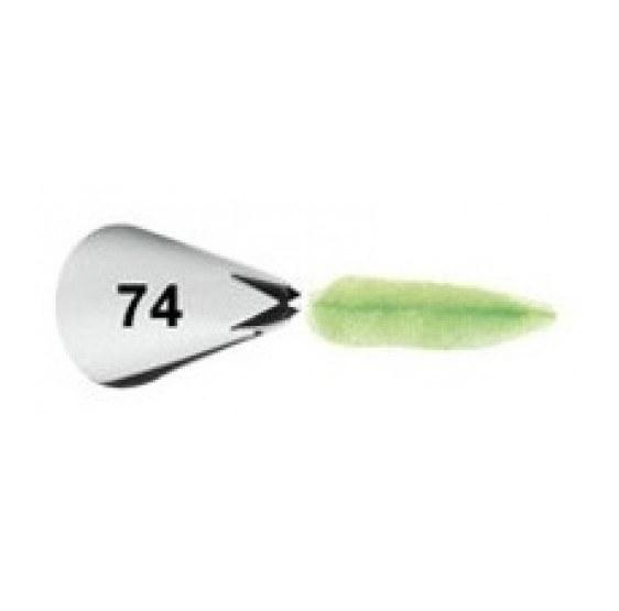 #74 Decorating Tip