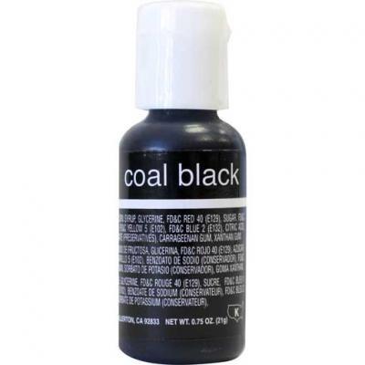 CK Products Coal Black Liqua Gel 0.70 Oz