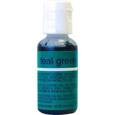 CK Products Teal Green Liqua Gel 0.70 Oz