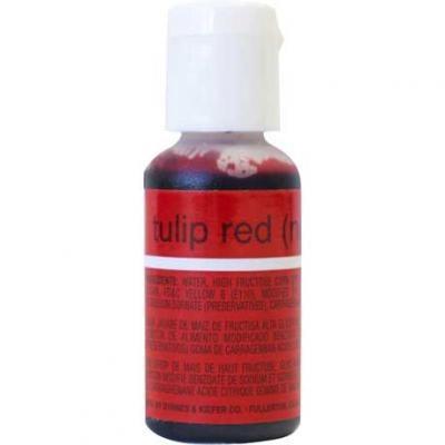 CK Products Tulip Red Liqua Gel 0.70 Oz