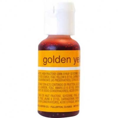 CK Product Liqua Gel Golden Yellow 0.7 Oz
