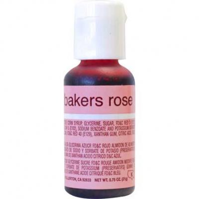 CK Products Bakers Rose Liqua Gel 0.70 Oz