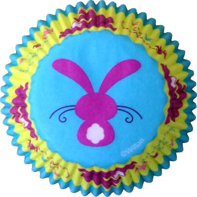Wilton Easter Bunny Cups