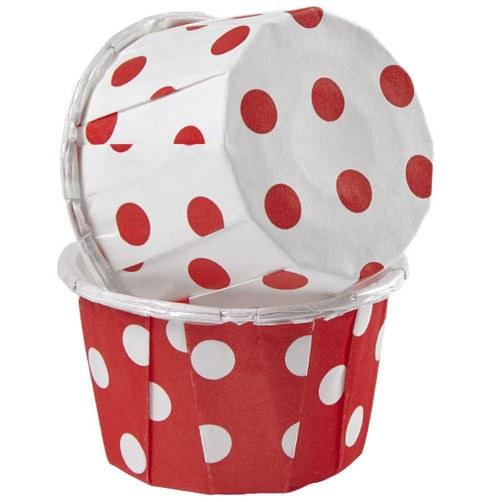 Wilton Polka Dot Nut Cups