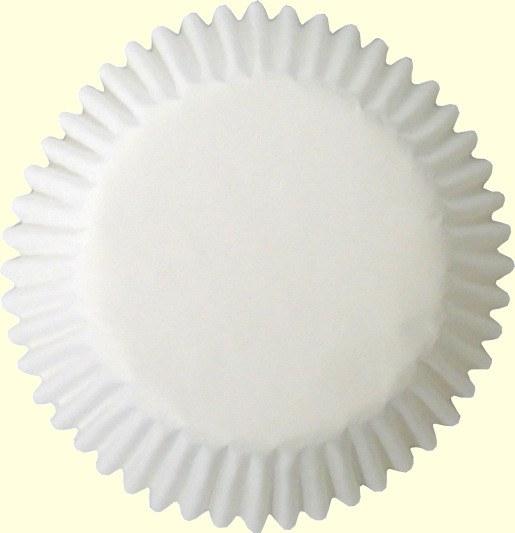 Wilton Baking Cups: White/75