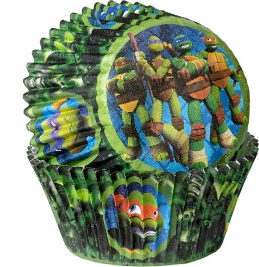 Wilton Teenage Mutant Ninja Turtle Cu