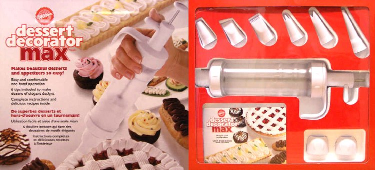Wilton Dessert Decorator Max