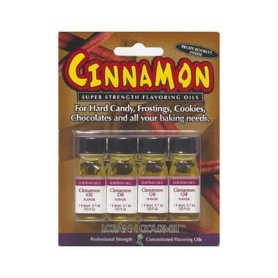 LorAnn Flavoring Oil Cinnamon Set