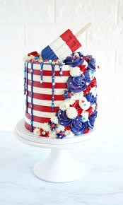 Supply Kit 4th Of July Cake