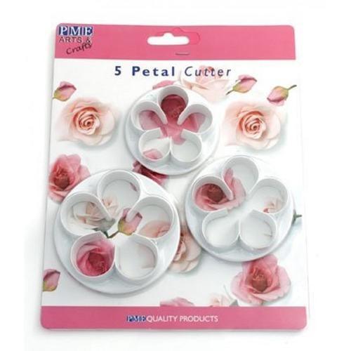 CK Product 5 Petal Cutter 3pc Set