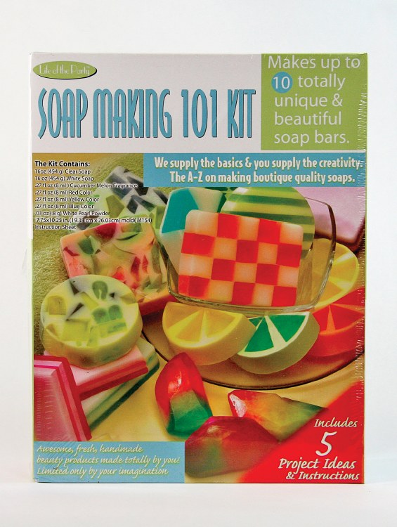 Life of the Party Soap Making 101 Kit