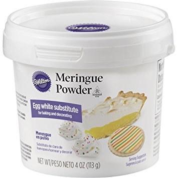 Wilton Meringue Powder 4oz