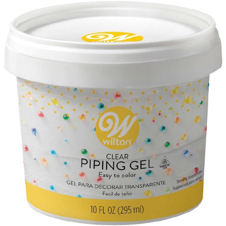 Wilton Clear Piping Gel 10 Oz