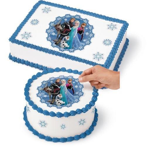 Wilton Disney Frozen Edible Images