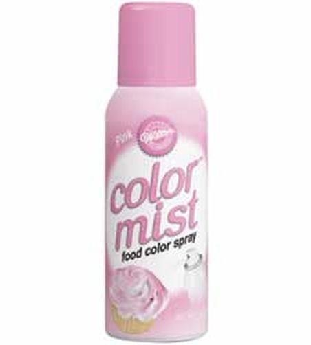 Wilton Pink Color Mist Spray