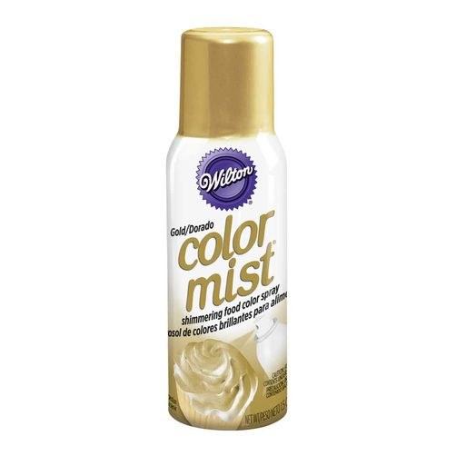 Wilton Gold Color Mist Spray