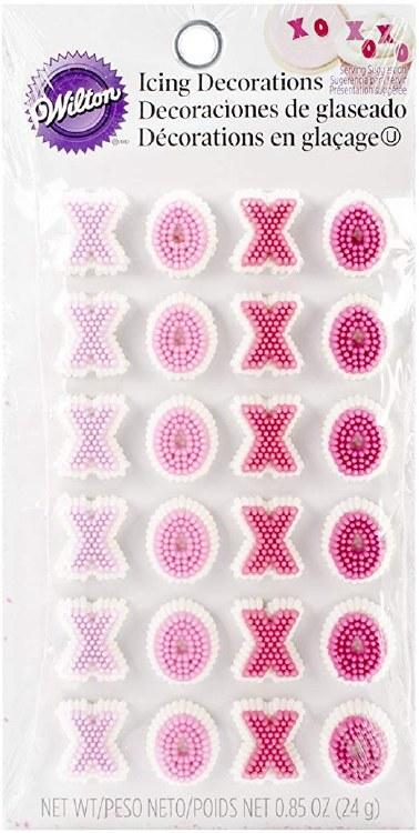 Wilton Xoxo Petite Dot Matrix 0.85oz