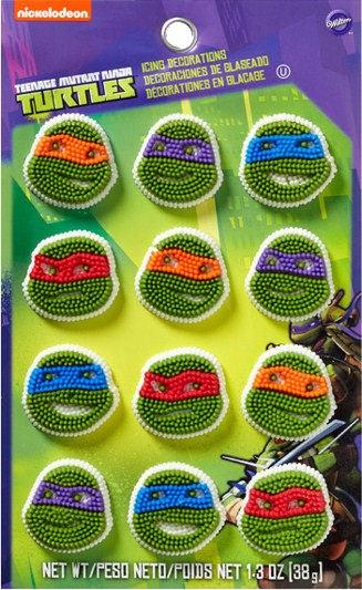 Wilton Teenage Mutant Ninja Turtle Ic