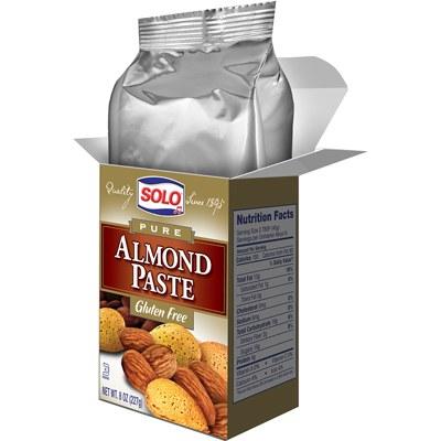 Almond Paste 8 Oz. Box