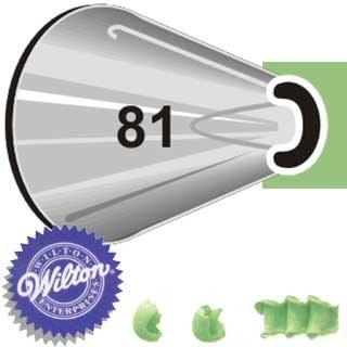 #81 Decorating Tip