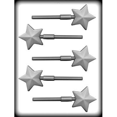 CK Product H/c Mold Star-faceted Lolly
