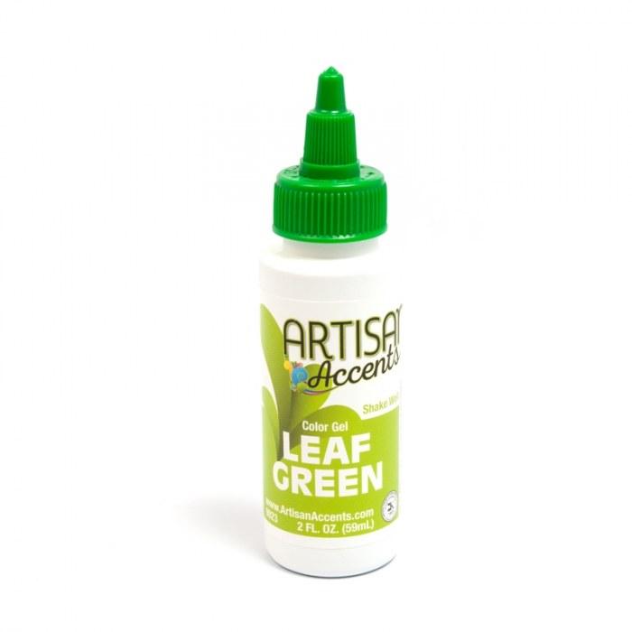 Artisen Accent  Leaf Green