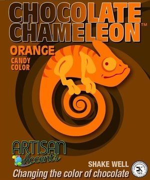 Orange Candy Color