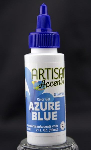 Artisen Accents Azure Blue