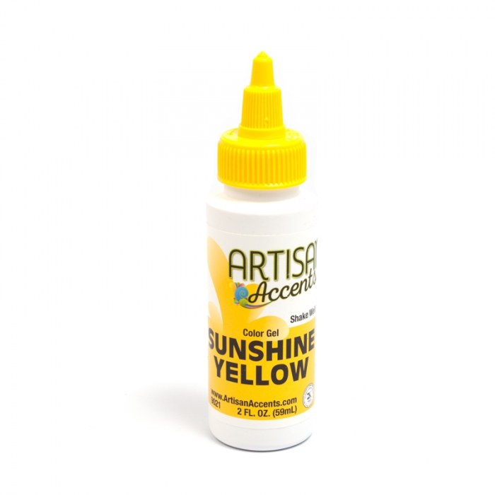 Artisen Accent Yellow