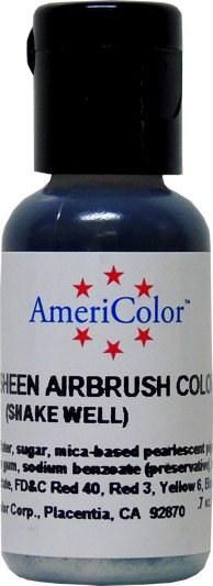 AmeriColor Silver Metallic Sheen 0.65 Oz