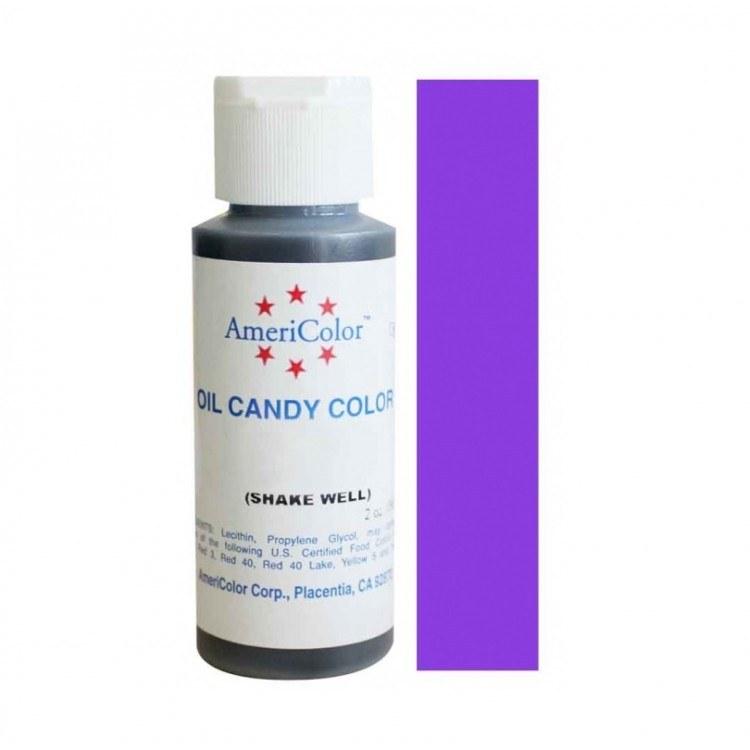 AmeriColor Candy Color: Violet 2 Oz
