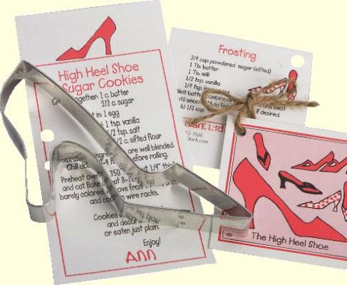 Ann Clark Ann Clark High Heel Shoe Cutte