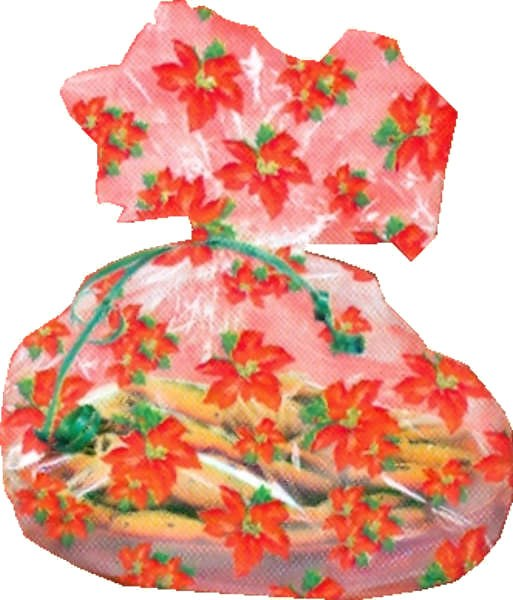 Amscan Holiday In Bloom Cookie Bags