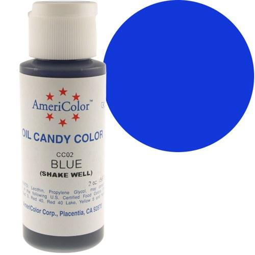 AmeriColor Candy Color: Blue 2 Oz