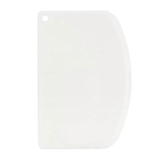 ATECO Bowl Scraper Plastic 5 1/4' Bl