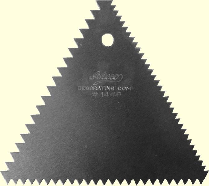 ATECO Decorating Comb