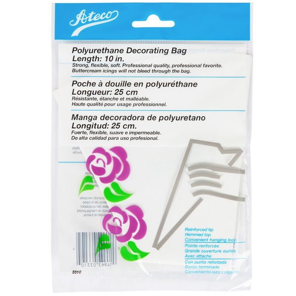 ATECO 10 Inch Decorating Bag