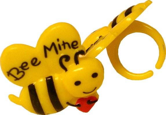 'bee Mine' Rings