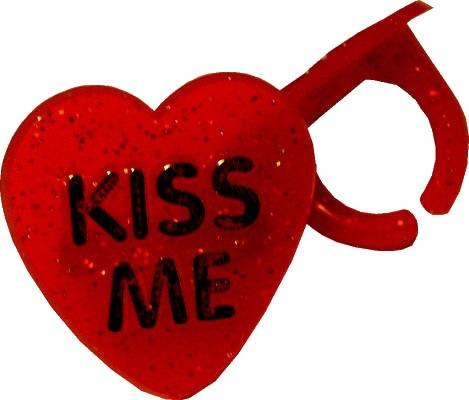 Kiss Me Rings