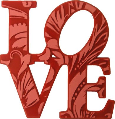 'love' Top
