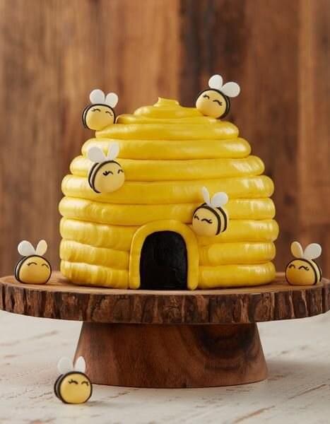 Supply Kit Bee Cake