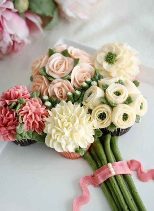 Supply Kit Flower Bouquet Cc
