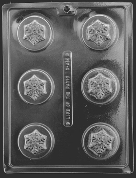 Life of the Party Snowflake Cookie Mold