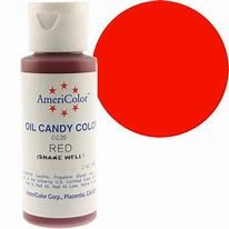 AmeriColor Candy Color: Red 2 Oz