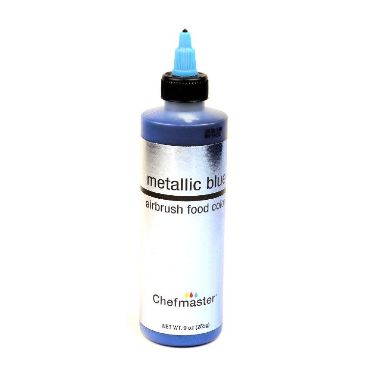 Metallic Blue Airbrush 9oz